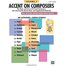Accent on Composers: Book & CD