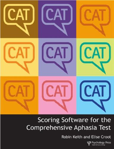 Scoring Software for the Comprehensive Aphasia Test Cover Image