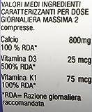 Colours Of Life Calcio Plus, 60 Compresse, 1200 Mg