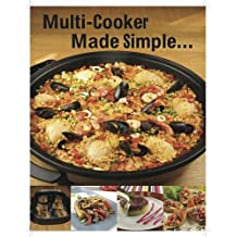 Multi-Cooker Made Simple: Step By Step Photos (Made Simple Range)