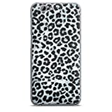 HTC One A9 s Hülle Schutz Hard Case Cover Leopard Fell