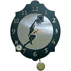 Imex El Zorro 11380 - Reloj jugador de baloncesto, 374 x 312 mm