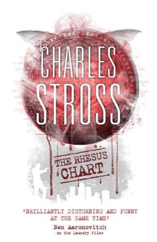 Buchseite und Rezensionen zu 'The Rhesus Chart: A Laundry Files novel' von Charles Stross
