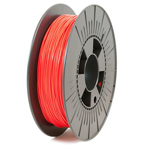 ICE Filaments ICEFIL1FLX142 TPC45 filament, 1.75mm, 0.5 kg, Romantic Red