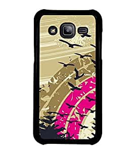 Vizagbeats Flying Birds Back Case Cover For Samsung Galaxy J2 200H