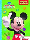 Wacky is Wonderful (Mickey Colouring and Activity Book)