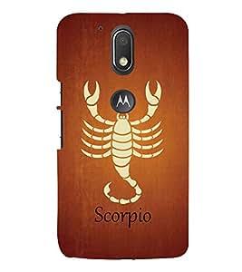 PrintVisa Designer Back Case Cover for Moto G Play (4th Gen) :: Motorola Moto G4 Play (awsmome pretty appreciation attraction)