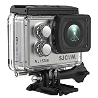 SJCAM 4K Sport Action Camera,SJ7 Star WIFI Waterproof Camera- 4K/30FPS Ambarella Chipset /2