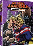 My Hero Academia: Season Three Part One (2 Dvd) [Edizione: Stati Uniti] [Italia]