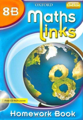 MathsLinks: 2: Y8 Homework Book B