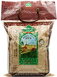 Mehran Sella Rice Par Boiled - 5 Kg (Off White)