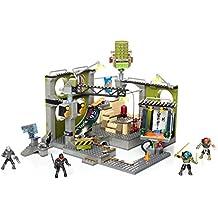 Mega Bloks - Guarida Secreta, Juego de construcción de escondite (Mattel ...
