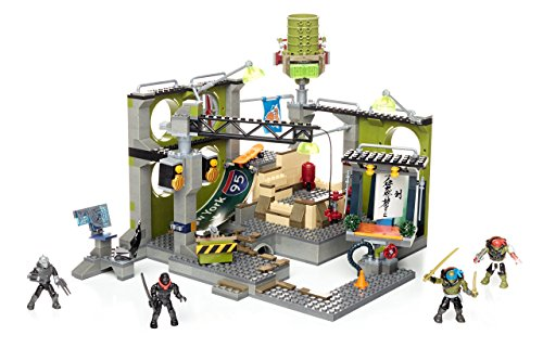 Mega Bloks - Guarida Secreta