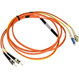 Tripp Lite N422-02M Fiber Optic Mode Conditioning Patch Cable ST-LC - 2M (6ft)