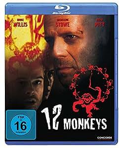 12 Monkeys [Blu-ray]