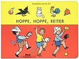 Hoppe, hoppe, Reiter: Kinderverse. Vierfarbiges Pappbilderbuch