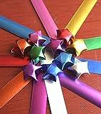 Fonctionne bien pour la fabrication des étoiles, c'est ce cadeau spécial pour quelqu'un que vous aimez Il a été fabriqué en papier commune, sans danger pour les enfants. Si vous rencontrez des problèmes avec nos articles ou services, n'hésitez pas à ...