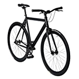 bonvelo Singlespeed Fixie Fahrrad Blizz Back to Black