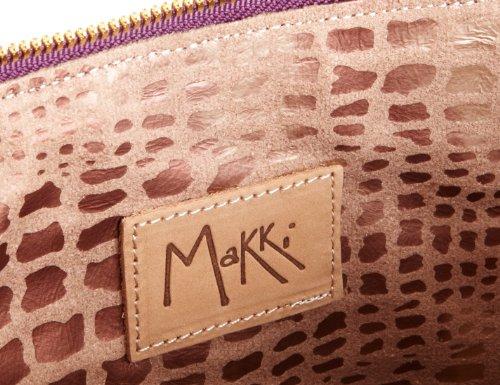 Makki The Ipad Grab, Unisex-Erwachsene Schuhe Zubehör Violett (Aubergine)