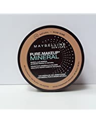 Maybelline Pure Makeup mineral-74 Natural. Rose Dune