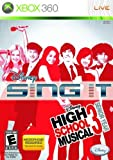 DISNEY SING IT HIGH SCHOOL MUSICAL 3 SENIOR YEAR-NLA