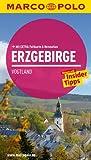 MARCO POLO Reiseführer Erzgebirge, Vogtland: Reisen mit Insider-Tipps. Mit EXTRA Faltkarte & Reiseatlas