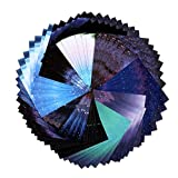 #2: Fancyku Origami Paper for Arts and Crafts (Universe Pattern - 15 x 15 cm - 70 Sheets)