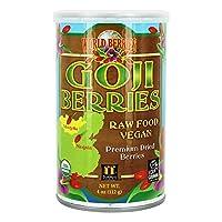 Funfresh Foods - World Berries Goji Dried 4 Oz. 180307