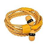 Midbass Wraps Headset TALK Orange mit Mikrofon