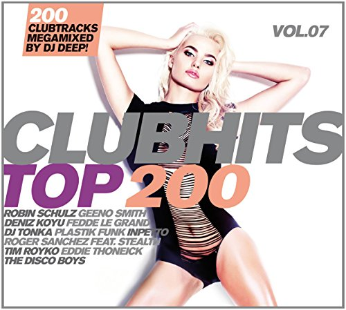Clubhits Top 200 Vol.7