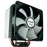 Gelid Solutions Tranquillo Processor Cooler - computer cooling components (Processor, Cooler, LGA 1155 (Socket H2), LGA 1156 (Socket H), LGA 1366 (Socket B), LGA 775 (Socket T), Socket 754,..., Black, White, 0.18 A, 645 g)