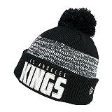 New Era Team Word Bob Loskinvc Otc - Cappello Linea Los Angeles Kings da Uomo, colore Nero, taglia OSFA