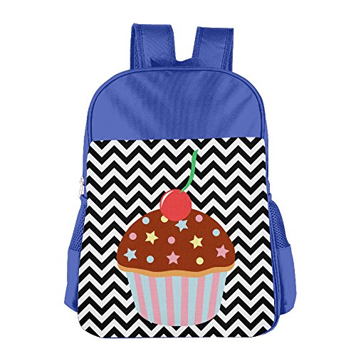 launge-kids-cupcake-cartoon-school-bag-backpack