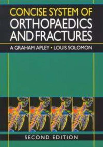 Concise System of Orthopaedics and Fractures, 2Ed by Louis Solomon (1994-06-27)