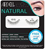 Ardell Falsche Wimpern - Natural N° 110, 1er Pack