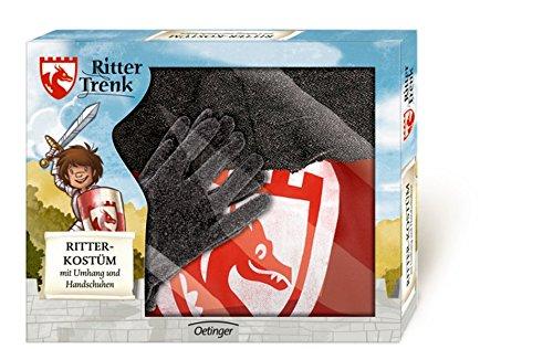 Ritter Trenk Umhang + Handschuhe
