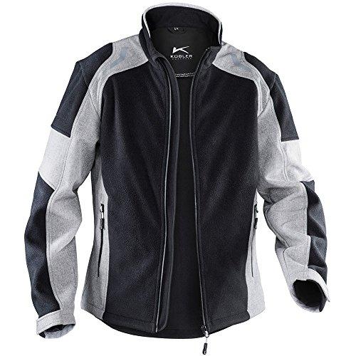 Preisvergleich Produktbild Kübler 17679411–9996-l Classiq Wetter-Jacke Arbeit Größe L schwarz/grau