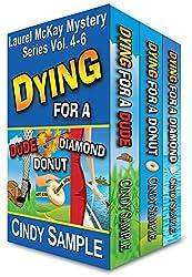 Laurel McKay Humorous Cozy Mysteries Box Set (Books 4-6) (Laurel McKay Mysteries)