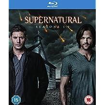 Supernatural Season 1-9