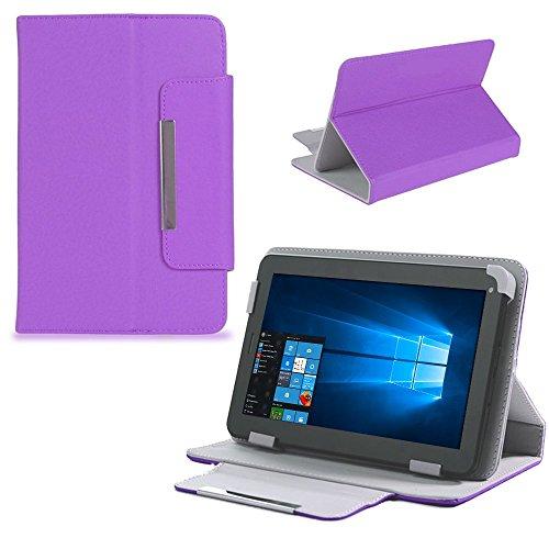 UC-Express Tablet Tasche für Blaupunkt Endeavour 1010 Hülle Schutzhülle Case Cover Lila