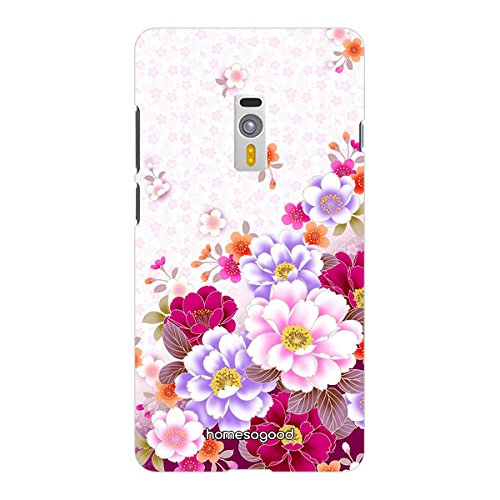 homesogood-drybrush-floral-pattern-multicolor-3d-mobile-case-for-oneplus-2-back-cover