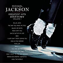 Greatest Hits - History, Vol. 1 by Michael Jackson (2001-11-13)