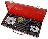 Daptez Qualité Professionnelle 2 Pc Roulement Séparateur De Séparateur Set D'extracteur Garage