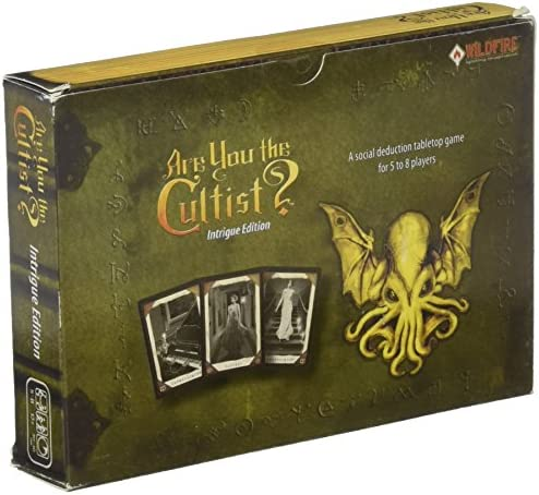 Are You The Cultist Intrigue Edition Board Game | Apparence Attrayante