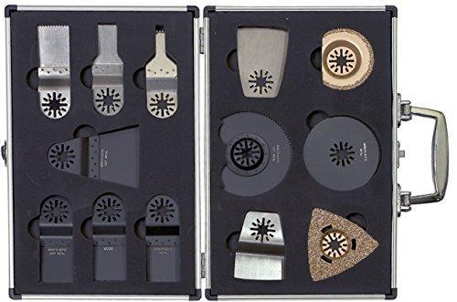 Preisvergleich Produktbild Zubehör-Set für Multimaster-System, 13 teilig im Alu-Koffer