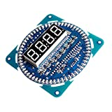 MagiDeal Module Set Circuit Imprimé Numérique Kit Horloge Électronique DIY