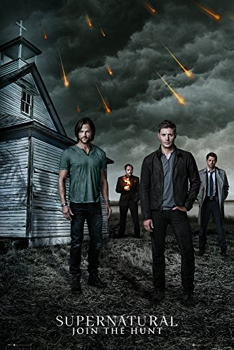 GB eye LTD, Supernatural, Iglesia, Maxi Poster, 61 x 91,5 cm