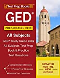 GED Preparation 2019 All Subjects: GED Study Guide 2019 All Subjects Test Prep