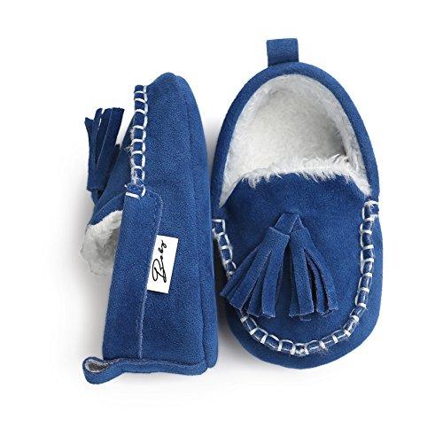 Leap Frog  Classic Sneaker,  Baby Mädchen Klassische Sneaker Blau