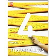 Matemáticas. 4 Primaria. Conecta 2.0 - 9788467554564